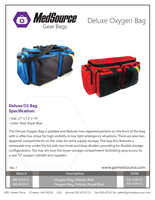 MS-B3312,B3313 Deluxe O2 Bag_Rev.1
