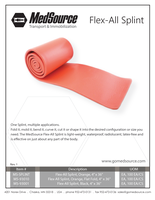 MS-SPLINT Flex All Splint_Rev.1