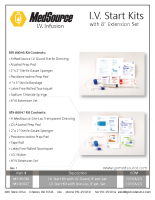 MS-80046, 80047 IV Start Kits_Rev. 1