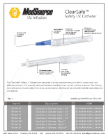 MS-84114-84124 ClearSafe I.V. Catheter_Rev. 1
