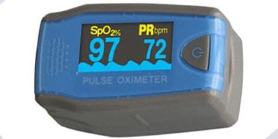 Pediatric FingerTip Pulse Oximeter | MedSource Labs