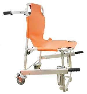 Stair chair-orange