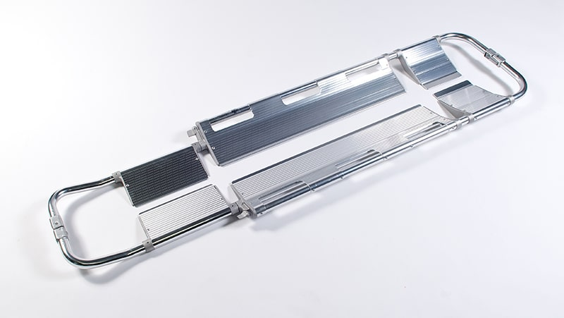 break-apart-stretcher aluminum