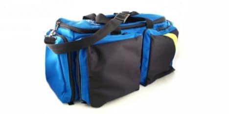 deluxe oxygen bag